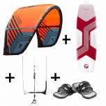 Cabrinha Moto - Einsteiger Kite Set - 2020
