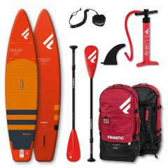 Fanatic  Package Ripper Air Touring - SUP Set 2022