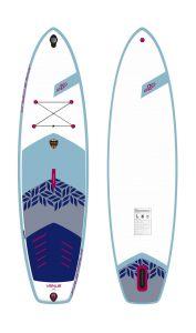 "JP SUP Venus 5"" LE aufblasbares Touring SUP Board 2021"