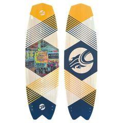 Cabrinha Tronic Surf Stance Twintip Kite Board 2021