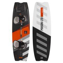 RRD Poison LTE Twintip Kite Board 2021