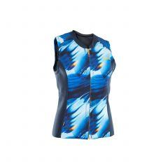 ION Neo ZipTop Damen 1.5 kurzarm Shirt 2021