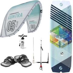 Cabrinha Contra - Leichtwind Kite Set - 2021