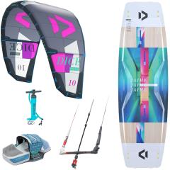 DUOTONE Dice - Freestyle Kite Set - 2021