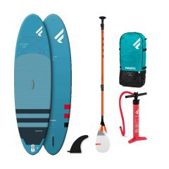 Fanatic Fly Air - Allround SUP Set inkl. Paddel - 2021