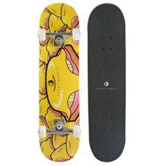 "JUCKER HAWAII Skateboard TASTY TOATS 7.75"" Complete"