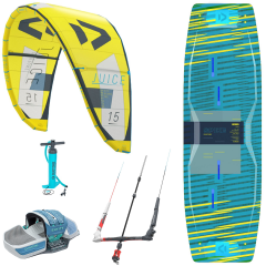 DUOTONE Juice - Leichtwind Kite Set - 2021