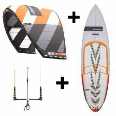 RRD Vision - Wave Kite Set - 2020