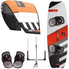 RRD Vision - Einsteiger Kite Set - 2021