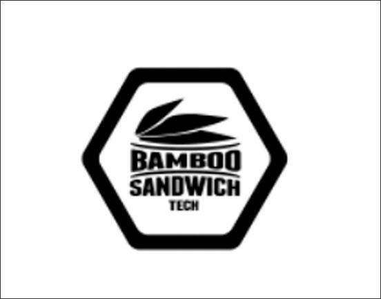 Cabrinha Bamboo Sandwich Technologie