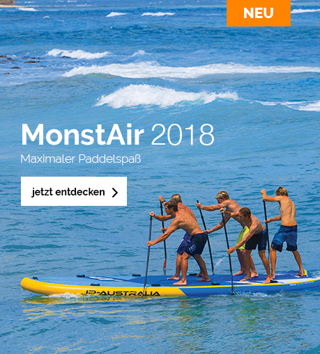 MonstAir 2018 Maximaler Paddelspaß