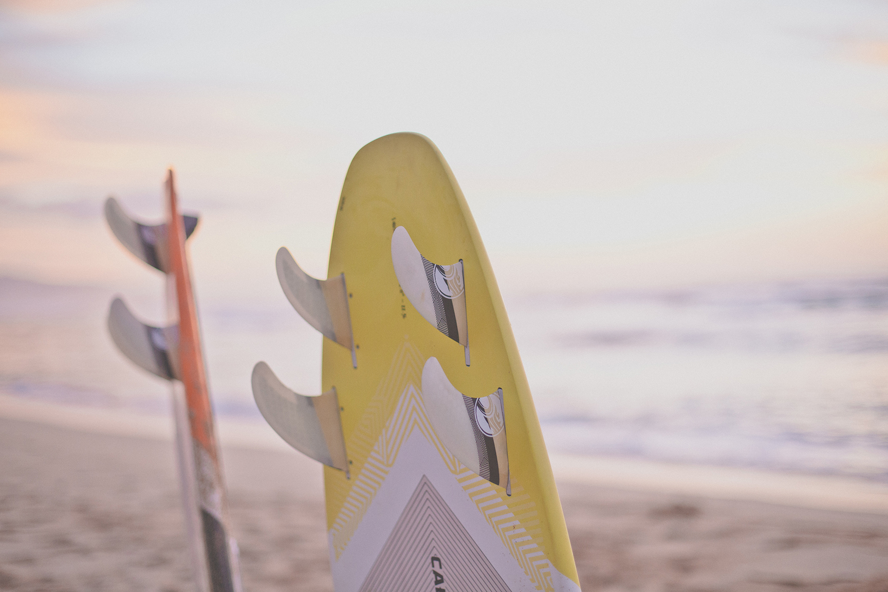 Cabrinha Boards
