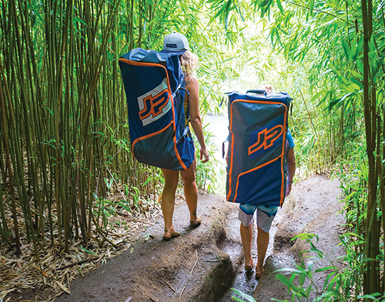 JP AllroundAir bags