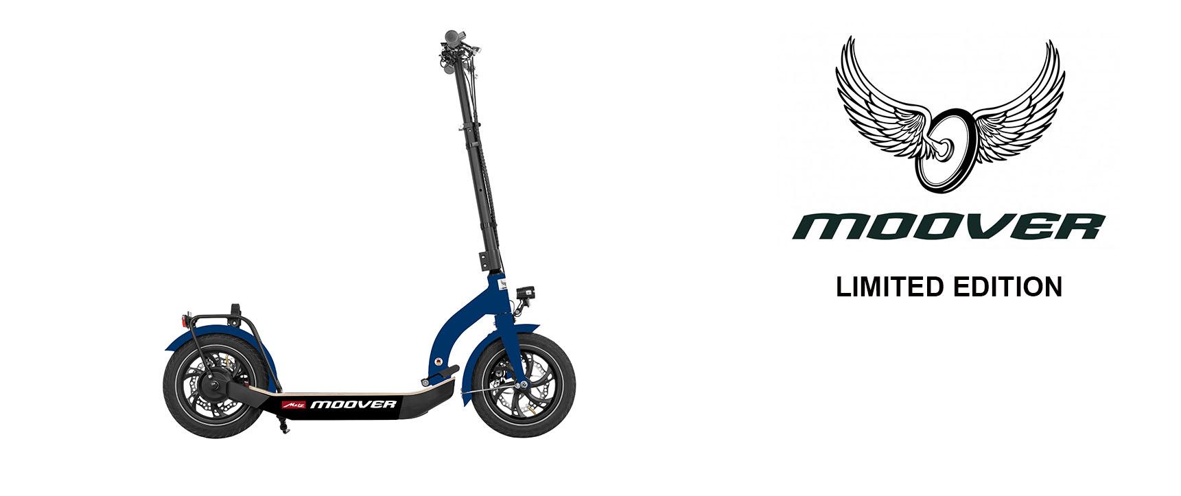 Metz Moover blau