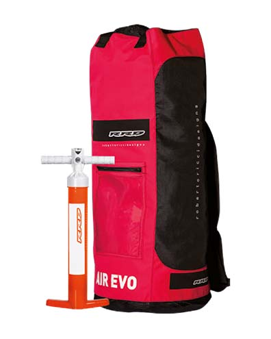 RRD Air Evo Bag and Pump