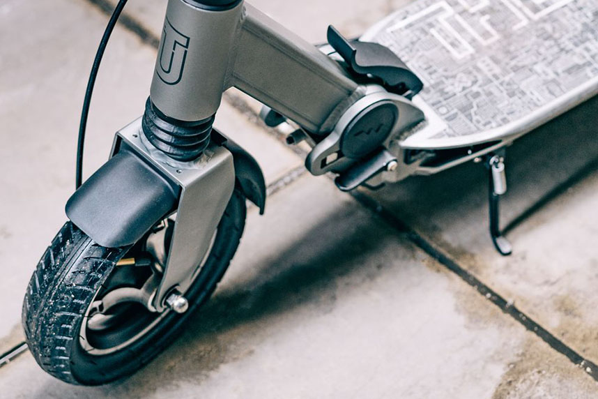 The Urban #BRLN E-Scooter