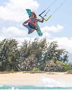 XO Cabrinha Action Jump